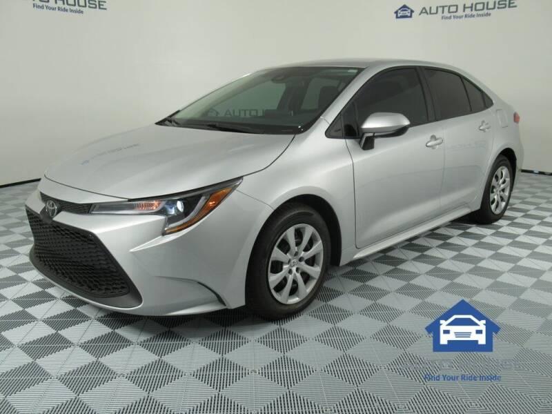 2020 Toyota Corolla for sale at AUTO HOUSE TEMPE in Tempe AZ