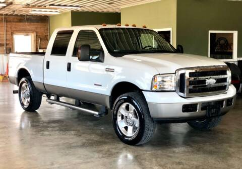 2006 Ford F-250 Super Duty for sale at Torque Motorsports in Rolla MO