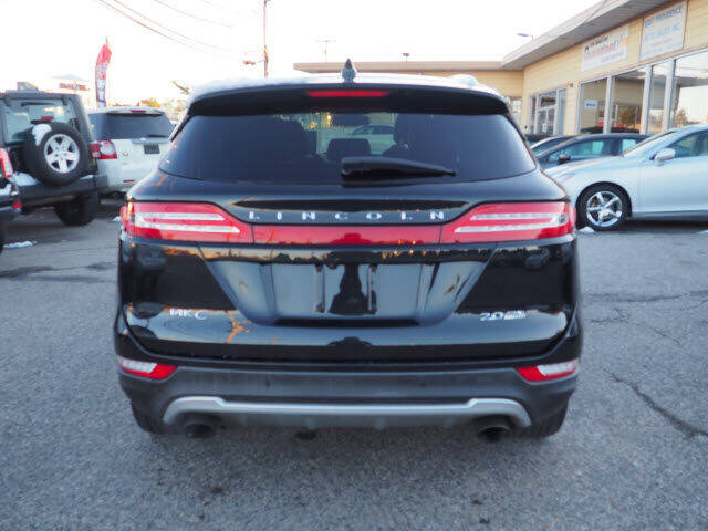 2015 Lincoln MKC AWD 4dr SUV - East Providence RI