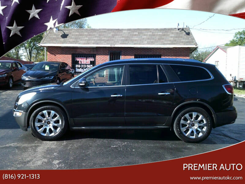 2012 Buick Enclave for sale at Premier Auto in Independence MO