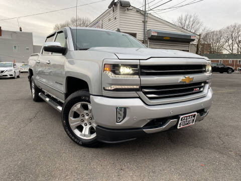 2018 Chevrolet Silverado 1500 for sale at PRNDL Auto Group in Irvington NJ