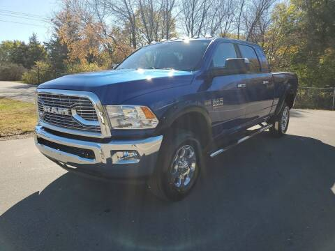 2017 RAM Ram Pickup 2500 for sale at Ace Auto in Jordan MN
