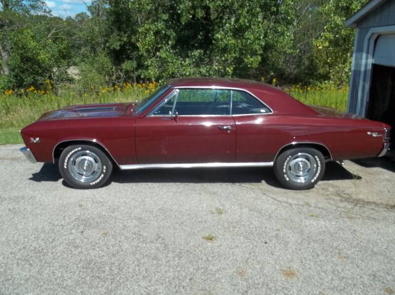 1967 Chevrolet Chevelle for sale at Rt. 44 Auto Sales in Chardon OH
