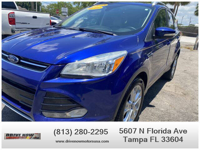 2015 Ford Escape for sale at Drive Now Motors USA in Tampa FL