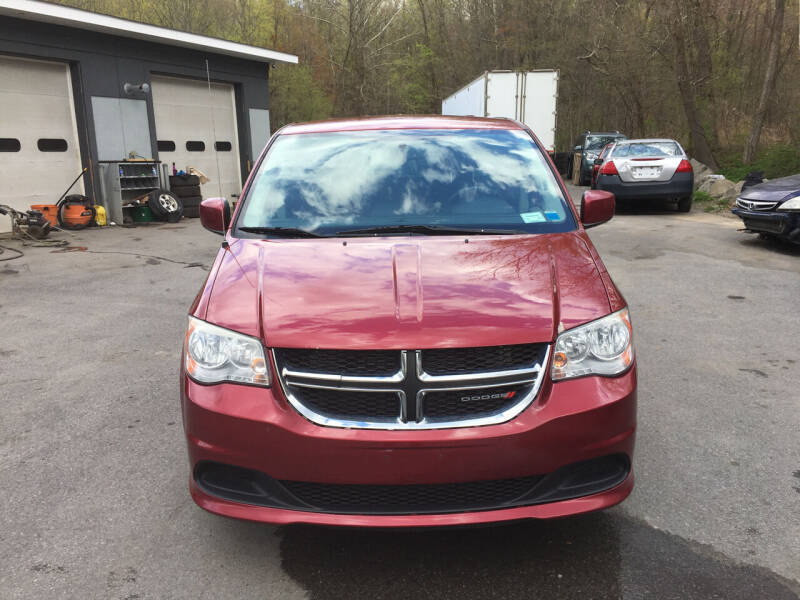 2014 Dodge Grand Caravan for sale at Mikes Auto Center INC. in Poughkeepsie NY