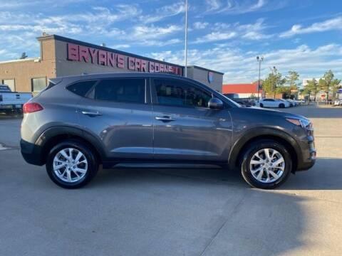 2019 Hyundai Tucson for sale at Bryans Car Corner in Chickasha OK