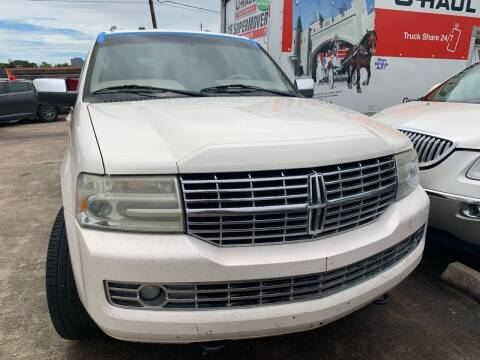 2007 Lincoln Navigator L for sale at Houston Auto Emporium in Houston TX