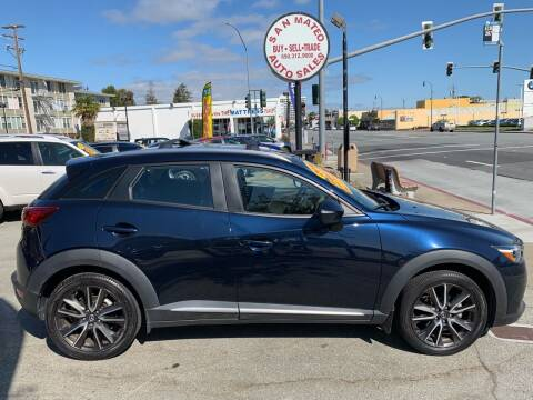 2016 Mazda CX-3 for sale at San Mateo Auto Sales in San Mateo CA