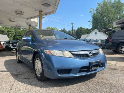 2009 Honda Civic for sale at King Louis Auto Sales in Louisville KY