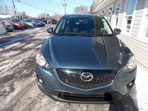 2014 Mazda CX-5 for sale at Bachettis Auto Sales in Sheffield MA