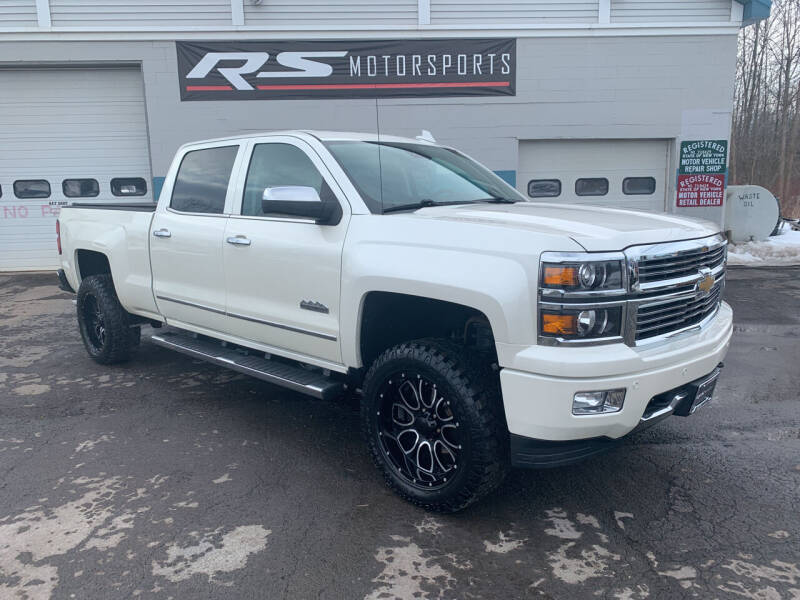 2015 Chevrolet Silverado 1500 for sale at RS Motorsports, Inc. in Canandaigua NY