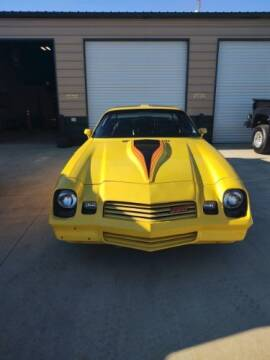 1981 Chevrolet Camaro for sale at Haggle Me Classics in Hobart IN
