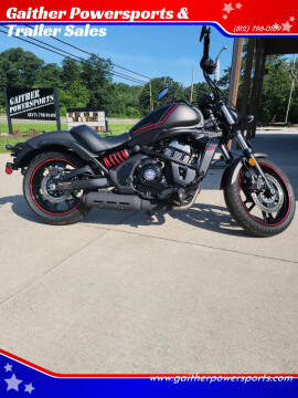 2021 Kawasaki EN650 D for sale at Gaither Powersports & Trailer Sales in Linton IN
