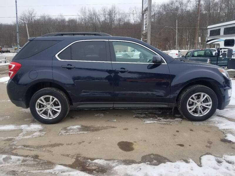 2016 Chevrolet Equinox for sale at J.R.'s Truck & Auto Sales, Inc. in Butler PA