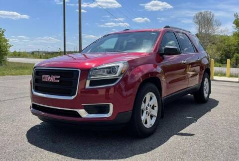 2014 GMC Acadia for sale at Instant Auto Sales - Lancaster in Lancaster OH