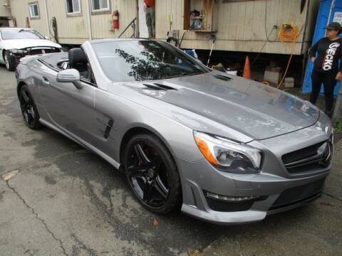 2013 Mercedes-Benz SL-Class for sale at MIKE'S AUTO in Orange NJ