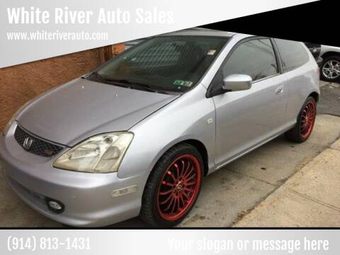 2002 Honda Civic for sale at White River Auto Sales in New Rochelle NY