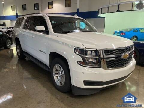 2017 Chevrolet Suburban for sale at Autos by Jeff Scottsdale in Scottsdale AZ