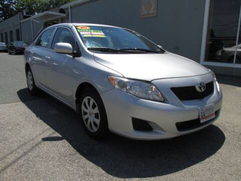 2010 Toyota Corolla for sale at Omega Auto & Truck CTR INC in Salem MA