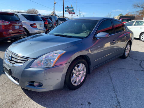 2012 Nissan Altima for sale at New To You Motors in Tulsa OK