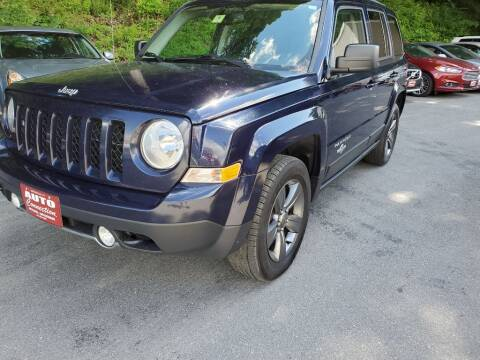 2013 Jeep Patriot for sale at AUTO CONNECTION LLC in Springfield VT