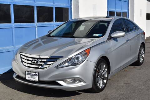 2011 Hyundai Sonata for sale at IdealCarsUSA.com in East Windsor NJ