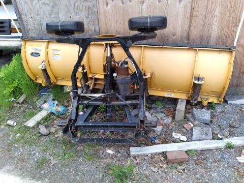 2016 Fisher Snow Plow Minute Mount 2