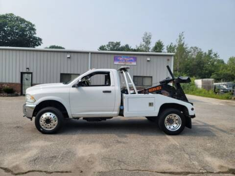2014 RAM Ram Chassis 4500 for sale at GRS Auto Sales and GRS Recovery in Hampstead NH