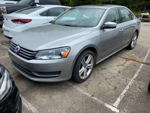 2014 Volkswagen Passat for sale at Smart Chevrolet in Madison NC