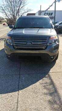 2012 Ford Explorer for sale at Jarvis Motors in Hazel Park MI