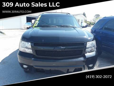2007 Chevrolet Avalanche for sale at 309 Auto Sales LLC in Harrod OH