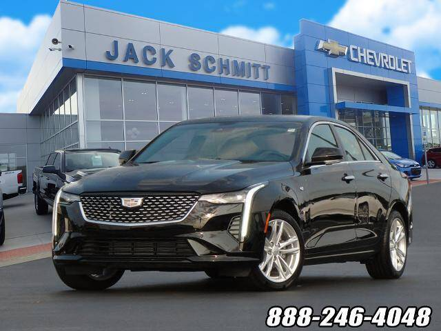 2021 Cadillac CT4 for sale at Jack Schmitt Chevrolet Wood River in Wood River IL