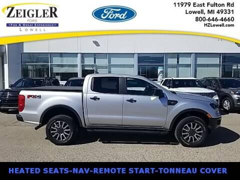 2019 Ford Ranger for sale at Zeigler Ford of Plainwell- Jeff Bishop in Plainwell MI