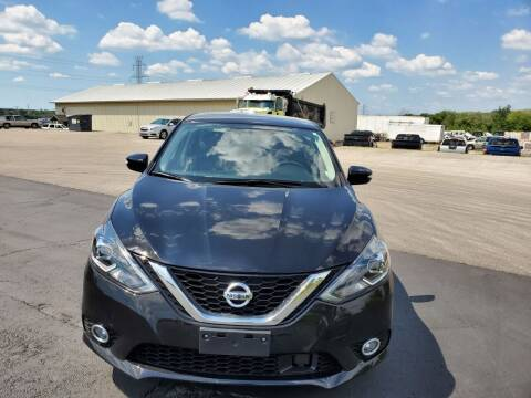 2019 Nissan Sentra for sale at Zarate's Auto Sales in Caledonia WI
