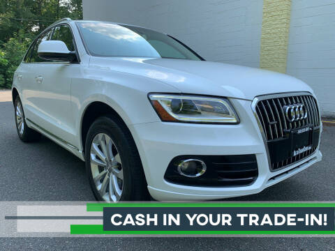 2016 Audi Q5 for sale at AUTO TRADE CORP in Nanuet NY