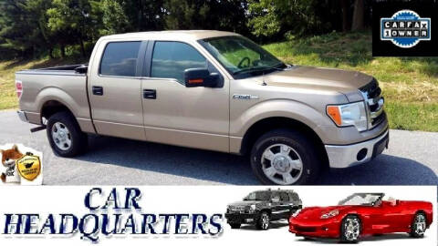 2013 Ford F-150 for sale at CAR  HEADQUARTERS in New Windsor NY
