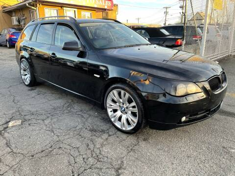 2010 BMW 5 Series for sale at Imports Auto Sales Inc. in Paterson NJ
