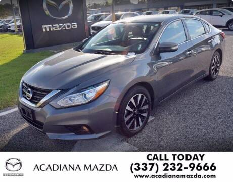 2018 Nissan Altima for sale at Acadiana Automotive Group in Lafayette LA