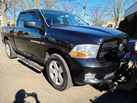 2012 RAM Ram Pickup 1500 for sale at International Motor Group LLC in Hasbrouck Heights NJ