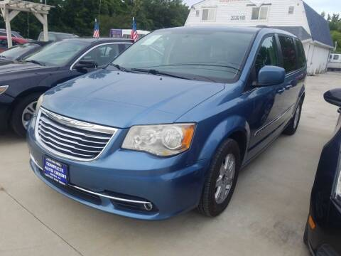 2011 Chrysler Town and Country for sale at Complete Auto Credit in Moyock NC