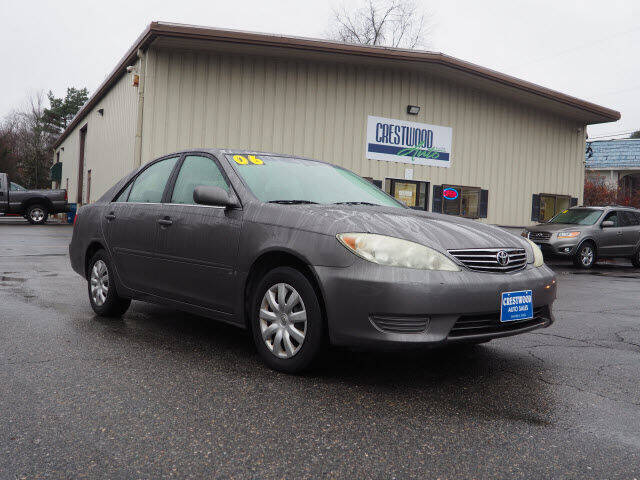2006 Toyota Camry for sale at Crestwood Auto Sales in Swansea MA