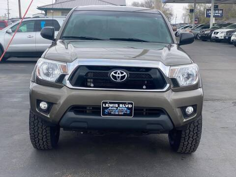 2015 Toyota Tacoma for sale at Lewis Blvd Auto Sales in Sioux City IA