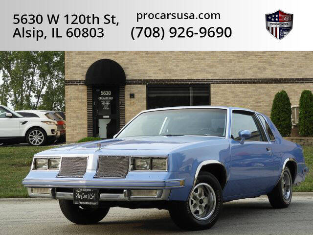 1984 Oldsmobile Cutlass Supreme for sale in Alsip, IL