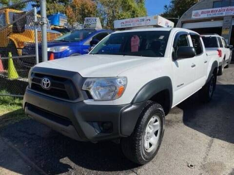 2012 Toyota Tacoma for sale at Deleon Mich Auto Sales in Yonkers NY