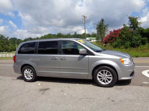 2014 Dodge Grand Caravan for sale at Car Depot Auto Sales Inc in Seymour TN