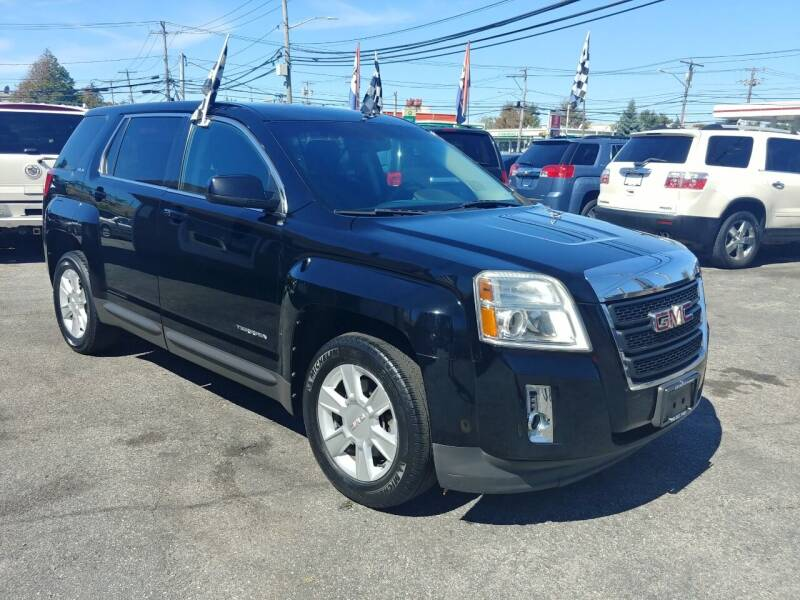 2011 GMC Terrain for sale at Viking Auto Group in Bethpage NY