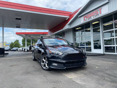 2017 Ford Focus for sale at Furrst Class Cars LLC in Charlotte NC