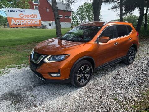 2017 Nissan Rogue for sale at Caulfields Family Auto Sales in Bath PA