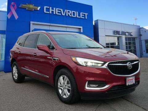 2019 Buick Enclave for sale at Bellavia Motors Chevrolet Buick in East Rutherford NJ