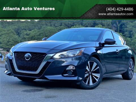 2019 Nissan Altima for sale at Atlanta Auto Ventures in Roswell GA
